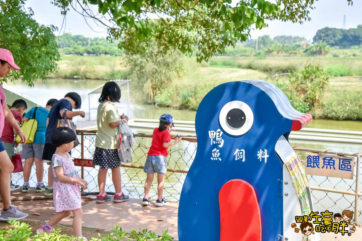 台南鴨莊 田媽媽 台南親子旅遊景點-62