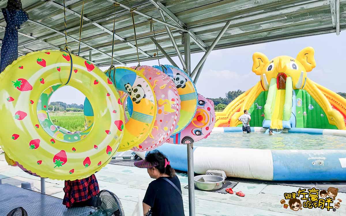 台南鴨莊 田媽媽 台南親子旅遊景點-66