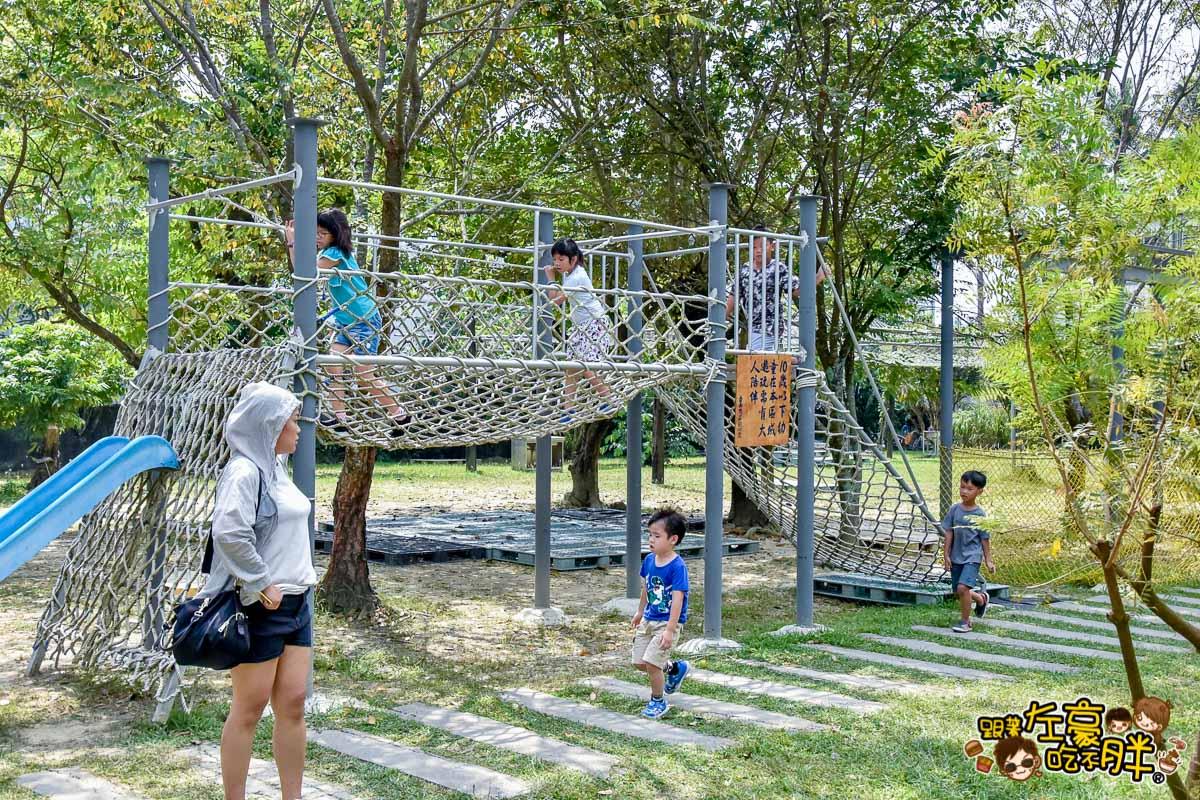 台南鴨莊 田媽媽 台南親子旅遊景點-74