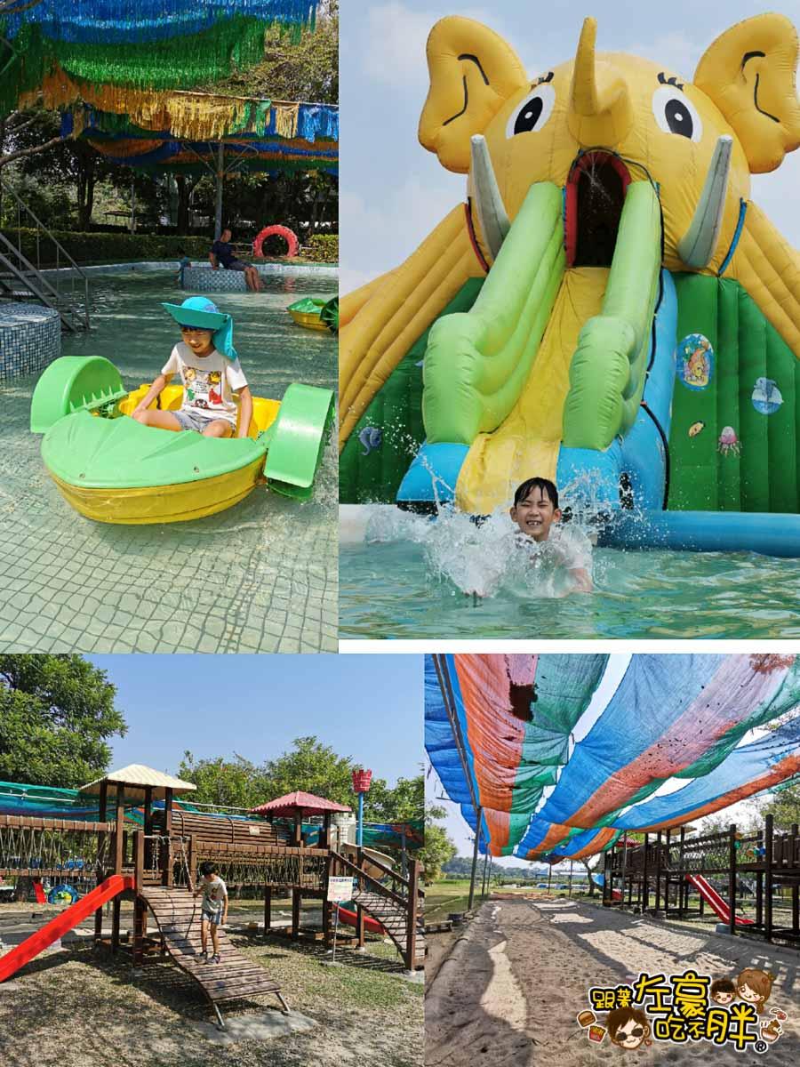 台南鴨莊 田媽媽 台南親子旅遊景點-163