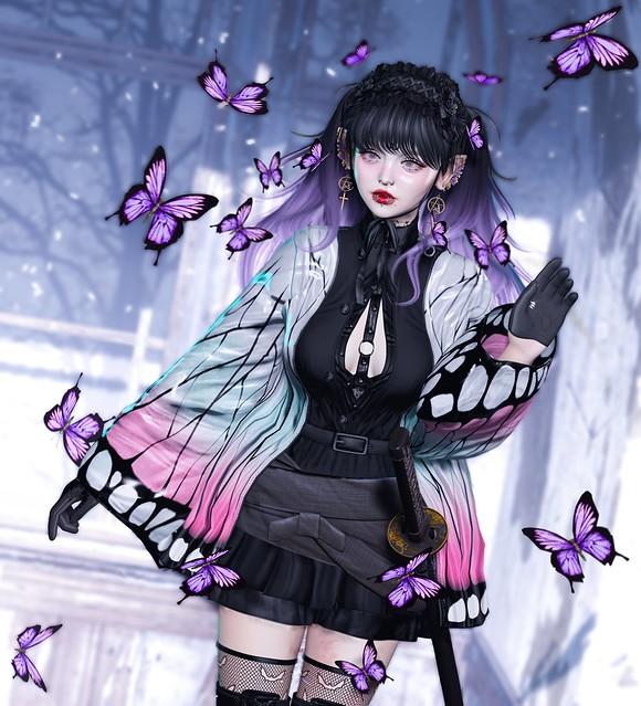 「Dance of Butterflies」
