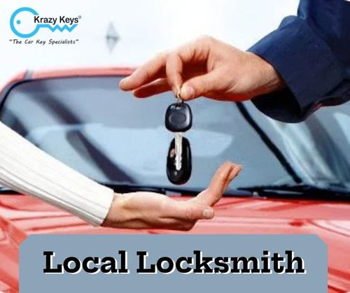 Contact your Local Locksmith Services - Krazy Keys in Perth