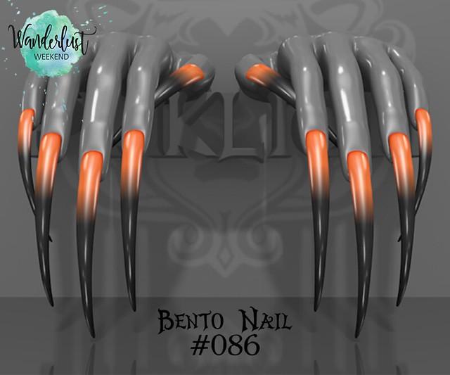 BENTO NAIL #086