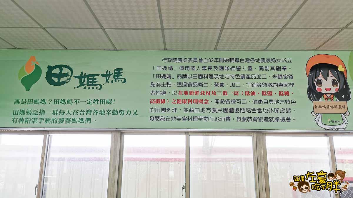台南鴨莊 田媽媽 台南親子旅遊景點-46