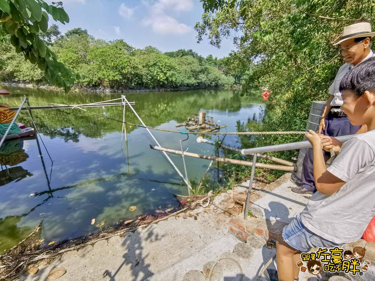 台南鴨莊 田媽媽 台南親子旅遊景點-109
