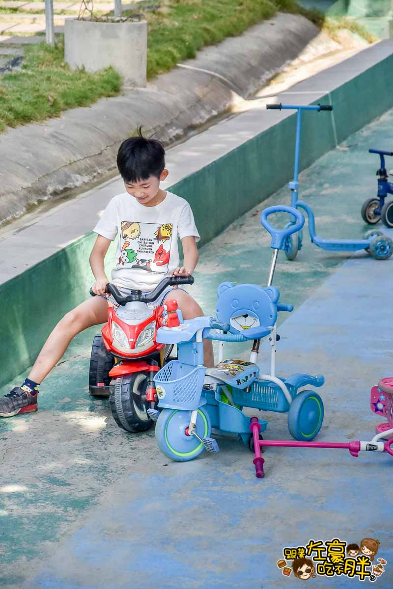 台南鴨莊 田媽媽 台南親子旅遊景點-145