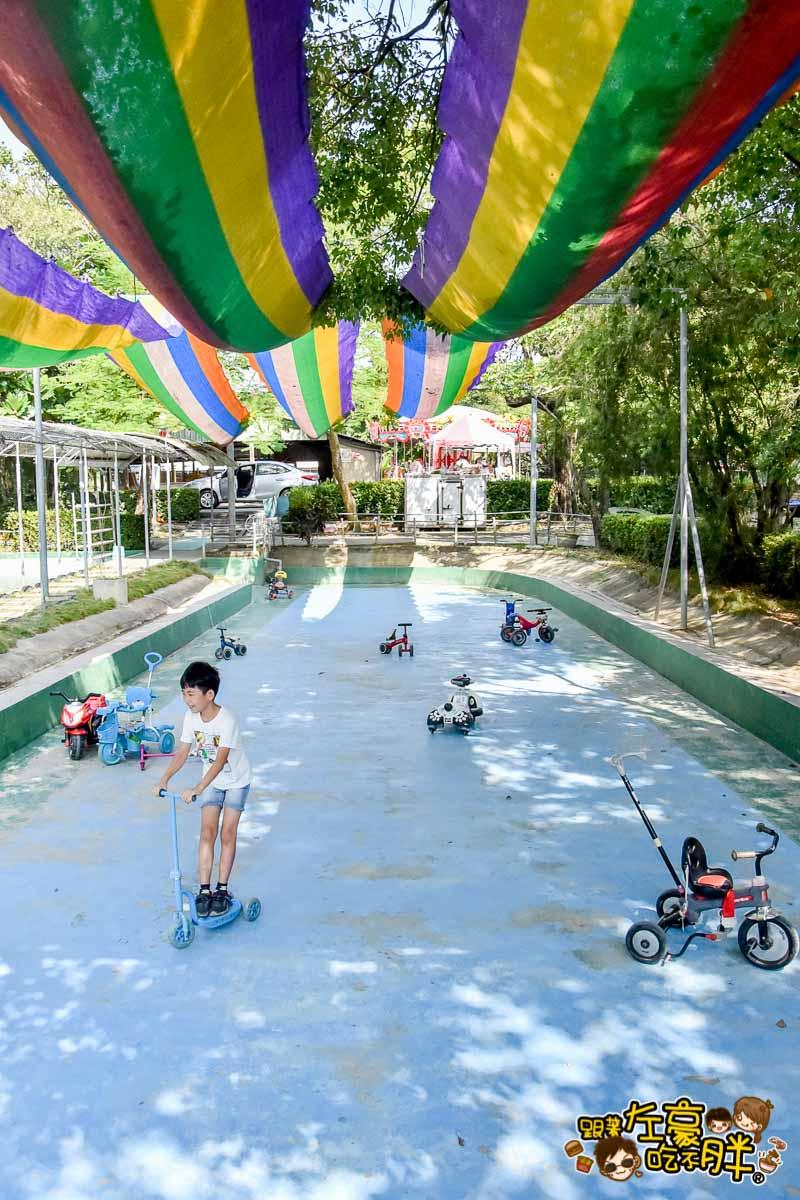 台南鴨莊 田媽媽 台南親子旅遊景點-146