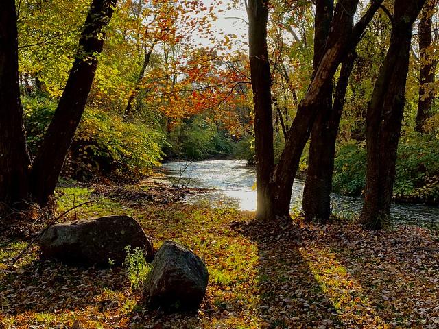 Hockanum River Trail.