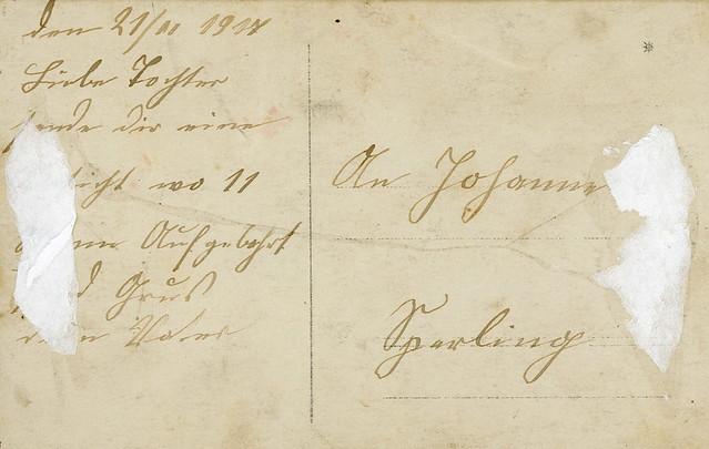 Brisch. Strzondalla. Hörhold. Hübner. Hofmann I. Neugebauer. Jagodinski. Gebauer. Riemar. Kowalski. Pallasch.