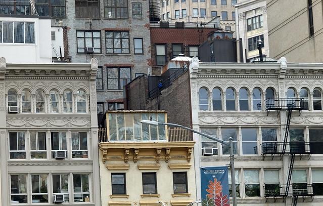Old School:      23rd Street  NYC     (SAM_4521)