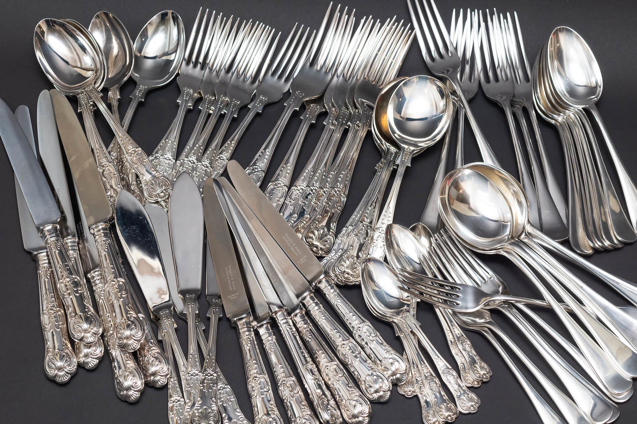 Mappin & Webb Cutlery