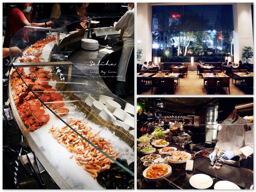台北旅行行程推薦必吃晶華酒店自助餐buffet柏麗廳晚餐 (2)