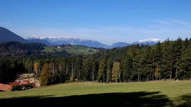 Rax und Schneeberg / Rax and Schneeberg
