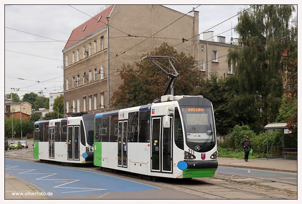 Tram Szczecin - 2020-20