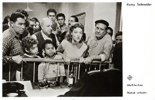 Romy Schneider in Scampolo (1958)