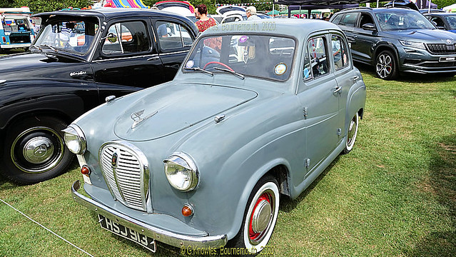New Milton Classic Car Show 13th July 2019, Whitefield road, New Milton BH25 6DF, Hampshire. England.