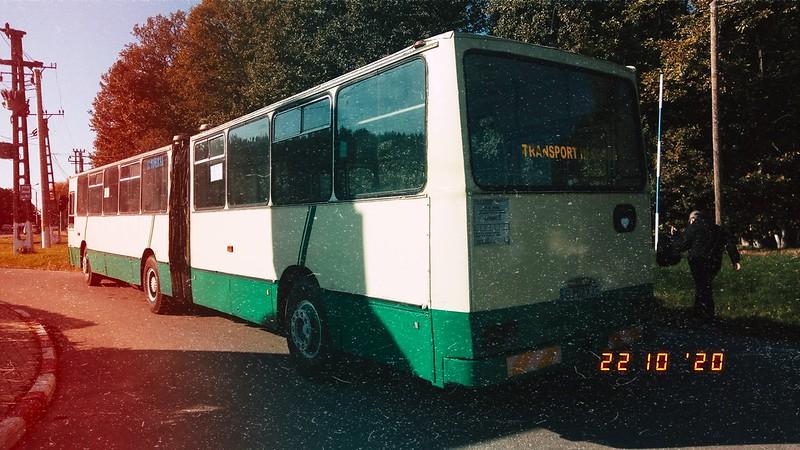 Autobuz DAC 117UD #GJ02XJZ al Transloc Tg. Jiu