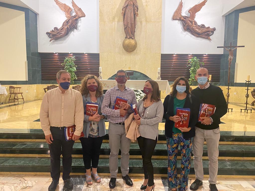 Nuevos miembros en Comunidad María de Nazaret