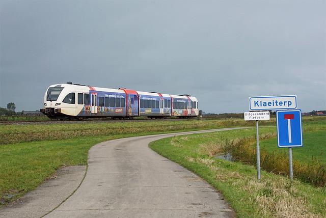 Arriva 10336, Klaeiterp, 12 oktober 2020