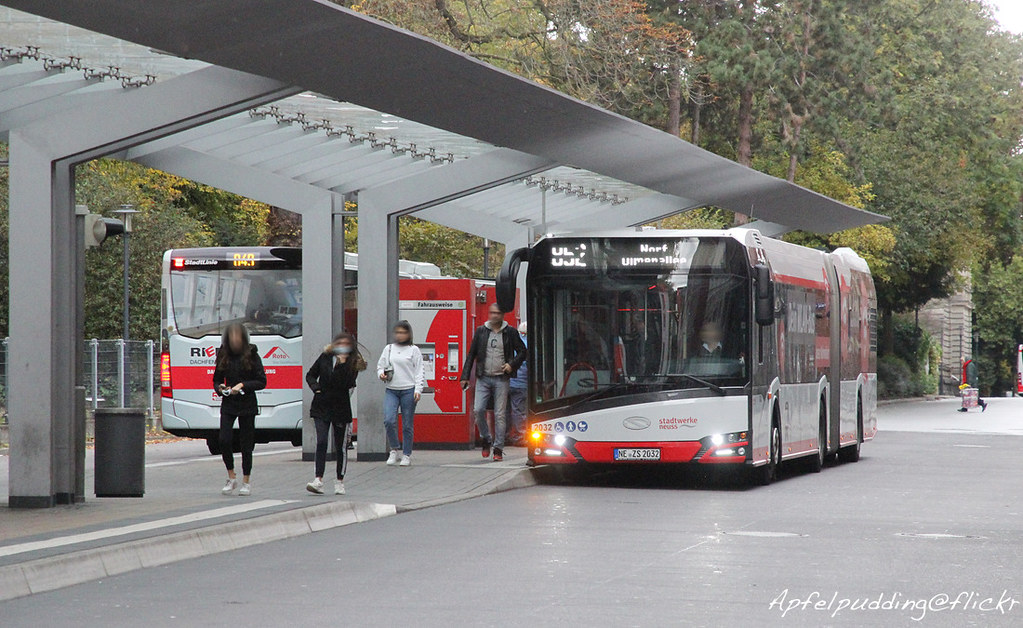 Bunte Buswelt - Neuss