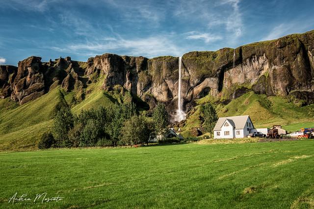 Foss á Síðu (Iceland)