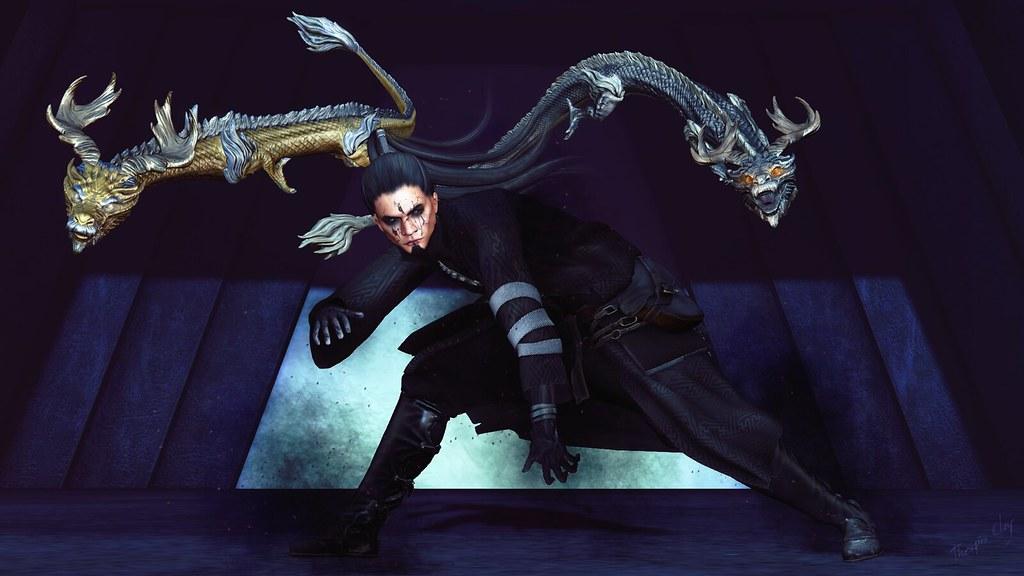 """The Shadow Emperor Rises"""