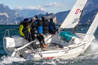 J70 Cup • Event 2 - Fraglia Vela Malcesine - Angela Trawoeger_K3I1754