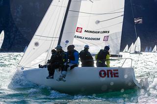 J70 Cup • Event 2 - Fraglia Vela Malcesine - Angela Trawoeger_K3I1739