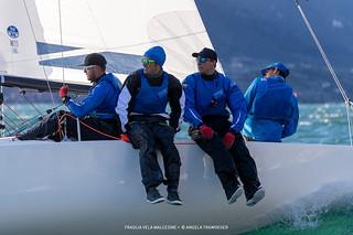 J70 Cup • Event 2 - Fraglia Vela Malcesine - Angela Trawoeger_K3I1717