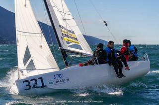J70 Cup • Event 2 - Fraglia Vela Malcesine - Angela Trawoeger_K3I1697