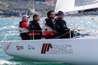 J70 Cup • Event 2 - Fraglia Vela Malcesine - Angela Trawoeger_K3I1276