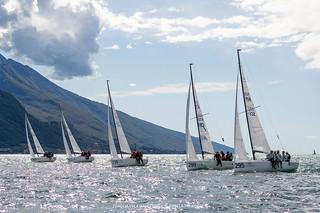 J70 Cup • Event 2 - Fraglia Vela Malcesine - Angela Trawoeger_K3I1262