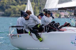 J70 Cup • Event 2 - Fraglia Vela Malcesine - Angela Trawoeger_K3I1260