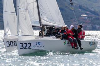 J70 Cup • Event 2 - Fraglia Vela Malcesine - Angela Trawoeger_K3I1250