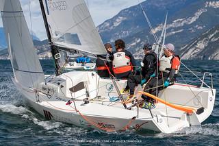 J70 Cup • Event 2 - Fraglia Vela Malcesine - Angela Trawoeger_K3I1175
