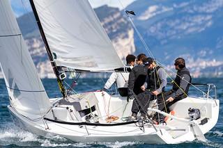 J70 Cup • Event 2 - Fraglia Vela Malcesine - Angela Trawoeger_K3I1168