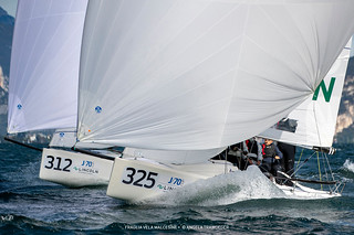 J70 Cup • Event 2 - Fraglia Vela Malcesine - Angela Trawoeger_K3I1074