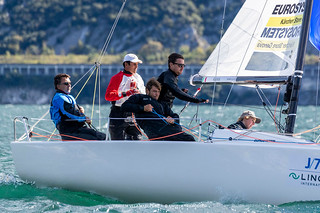 J70 Cup • Event 2 - Fraglia Vela Malcesine - Angela Trawoeger_K3I0449