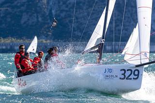 J70 Cup • Event 2 - Fraglia Vela Malcesine - Angela Trawoeger_K3I0219