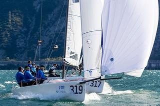 J70 Cup • Event 2 - Fraglia Vela Malcesine - Angela Trawoeger_K3I0205