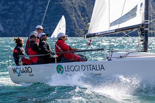 J70 Cup • Event 2 - Fraglia Vela Malcesine - Angela Trawoeger_K3I0194