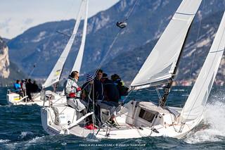 J70 Cup • Event 2 - Fraglia Vela Malcesine - Angela Trawoeger_K3I0129