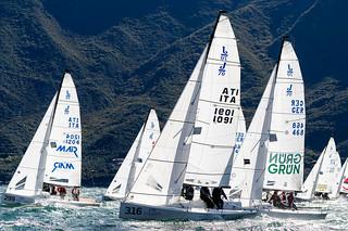 J70 Cup • Event 2 - Fraglia Vela Malcesine - Angela Trawoeger_K3I0070