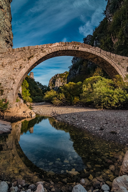 A beautiful old bridge