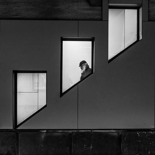Tetris escalator