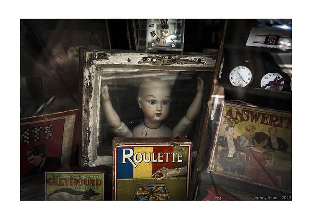 Oldmarket Window display