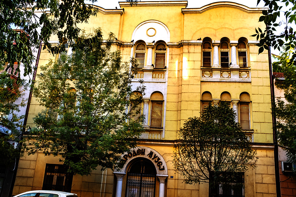 Grand old house on 10-23-20--Veles