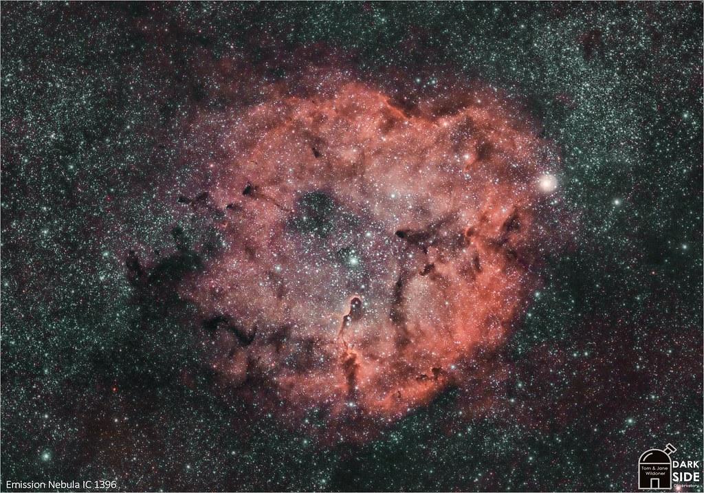 Emission Nebula IC 1396