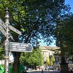 Signpost in Preston