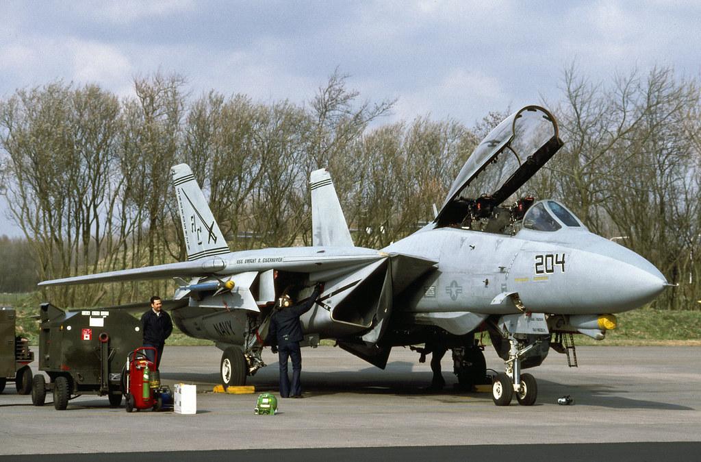 F-14A Tomcat VF-32